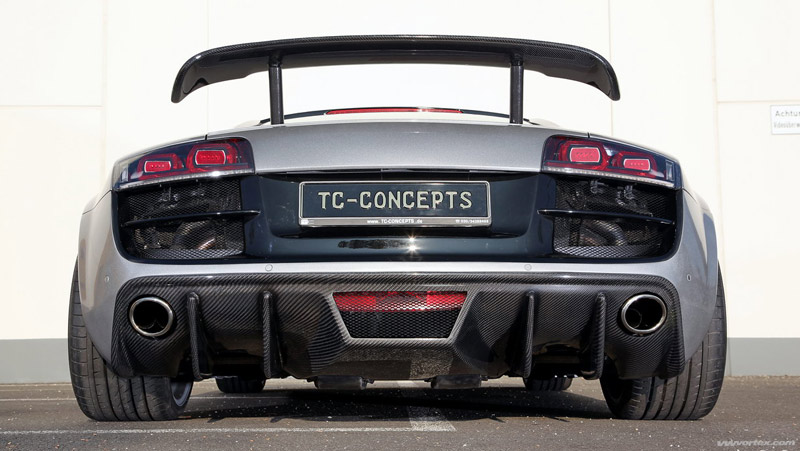 tc r8 toxique body