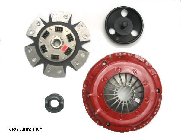 vr6 clutch kit 600