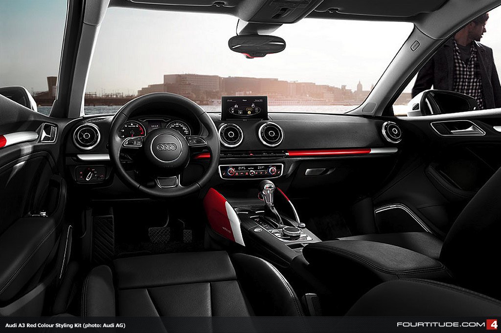 Audi-a3-mqb-red-colour-styling