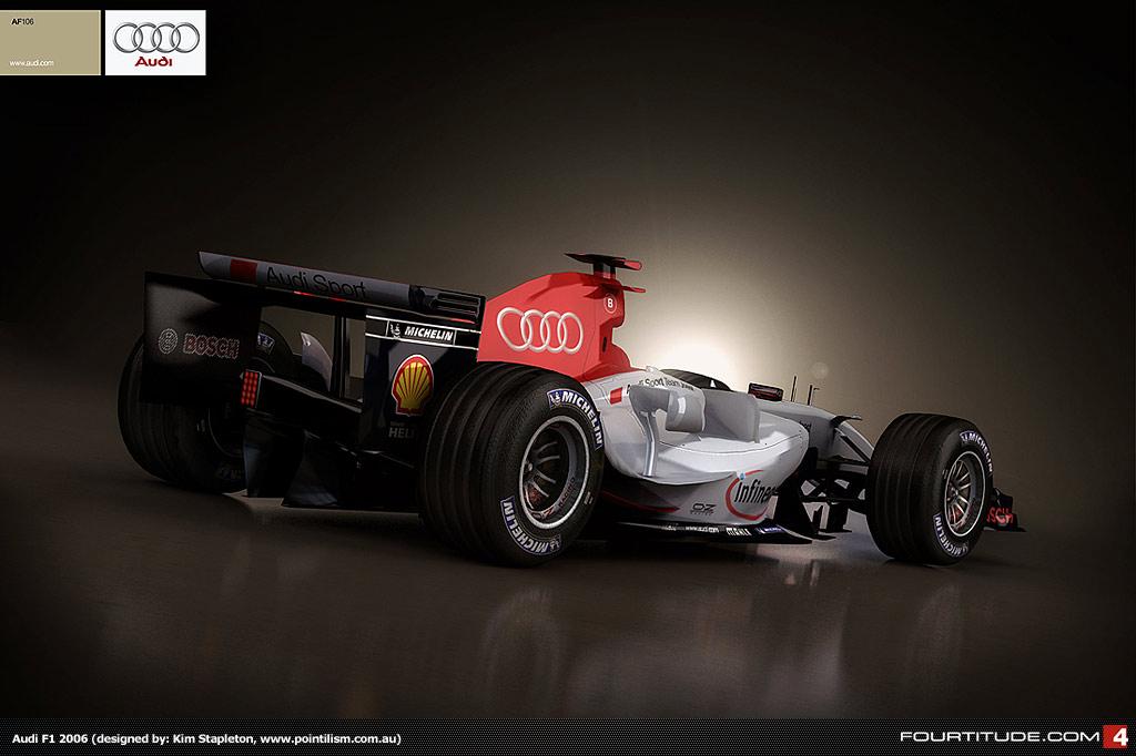 Audi in F1 – a fan's point of view